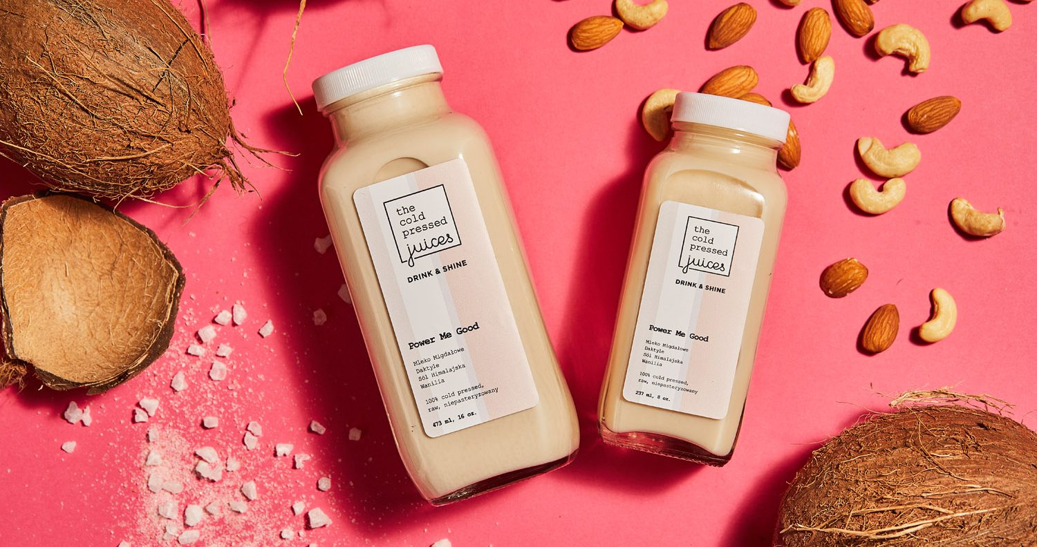 The Cold Pressed Juices